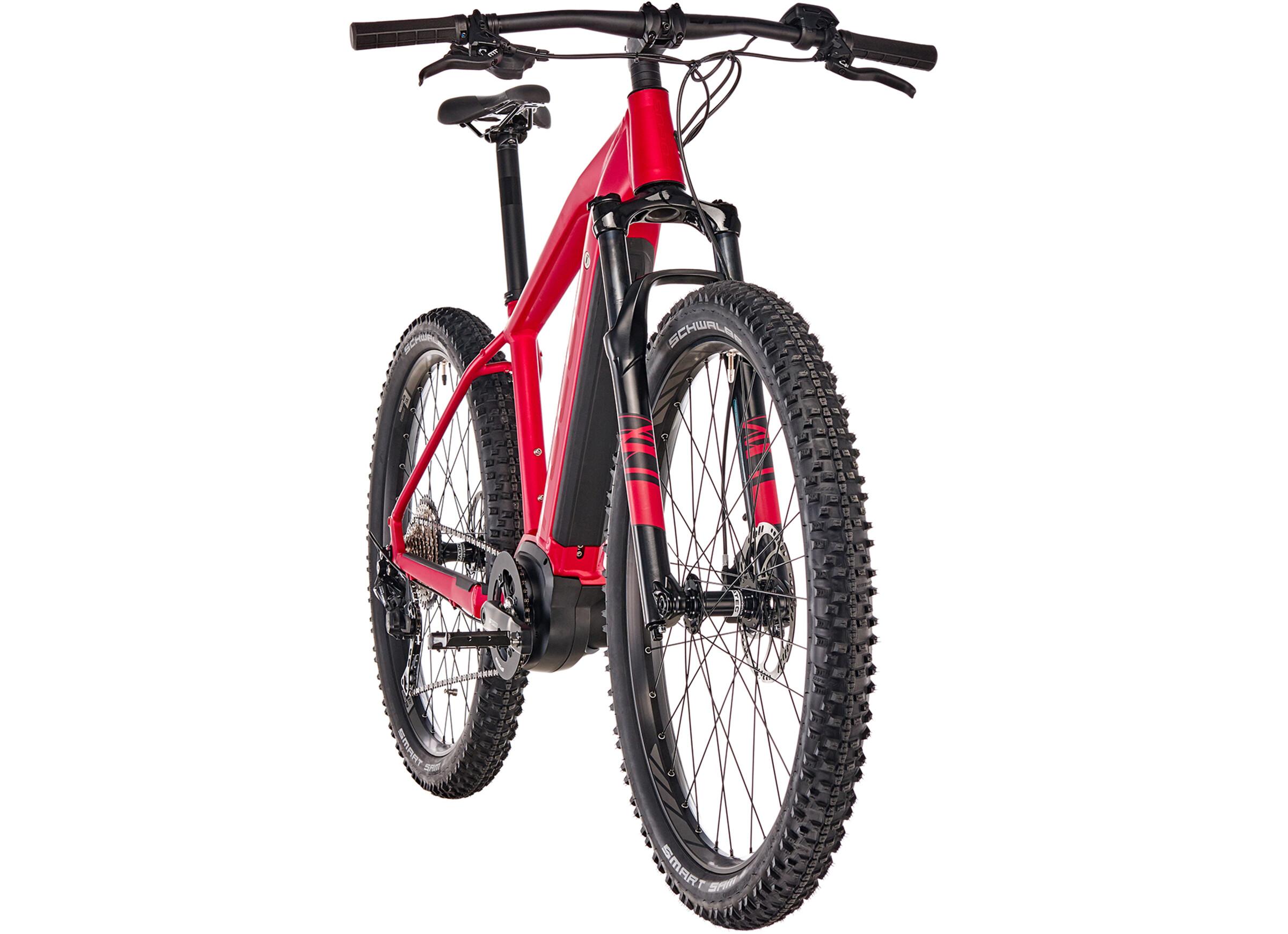 3c277e39768 FOCUS Jarifa² 6.7 Plus E-MTB Hardtail red at Bikester.co.uk